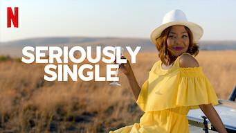 Seriously Single