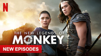 The New Legends of Monkey: Season 2